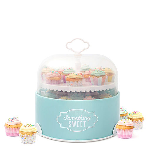 Sweet Tooth Fairy Magic Cupcake Caddy 7pc