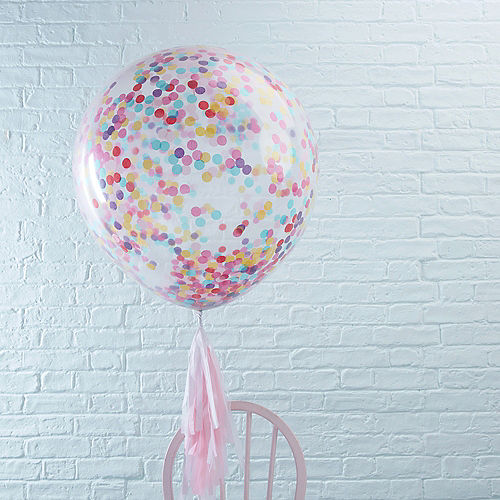 Does Party City Do Confetti Balloons – Unique Birthday Party