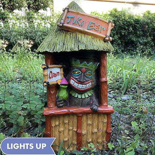 Solar Tiki Bar Light