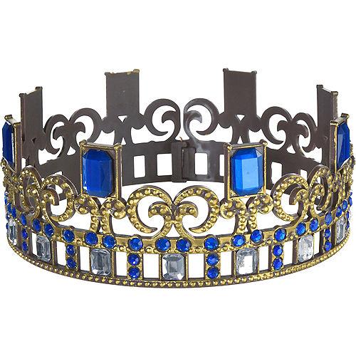 Crowns & Tiaras - King & Queen Crowns, Princess Tiaras