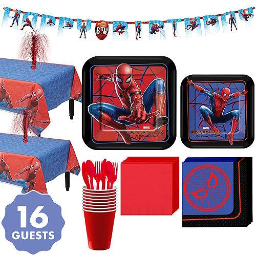 42badcd34 Spiderman Party Supplies - Spiderman Birthday Ideas | Party City