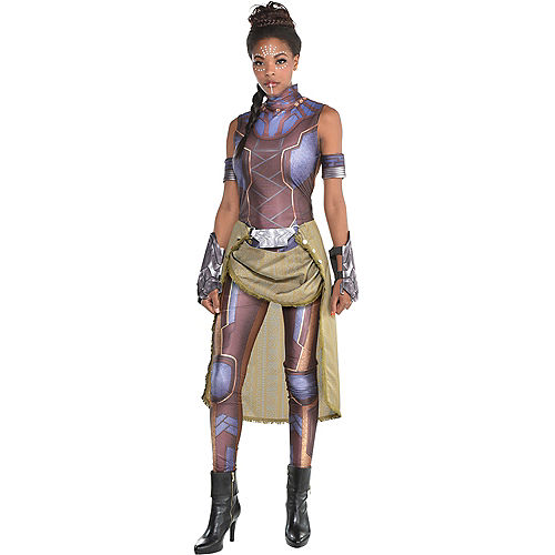 Womens Shuri Costume - Black Panther
