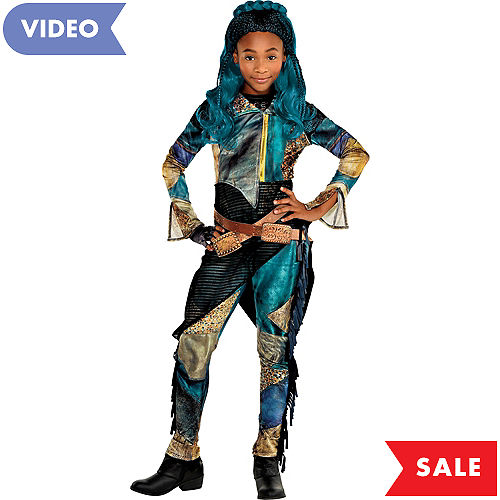 Child Uma Costume - Descendants 3