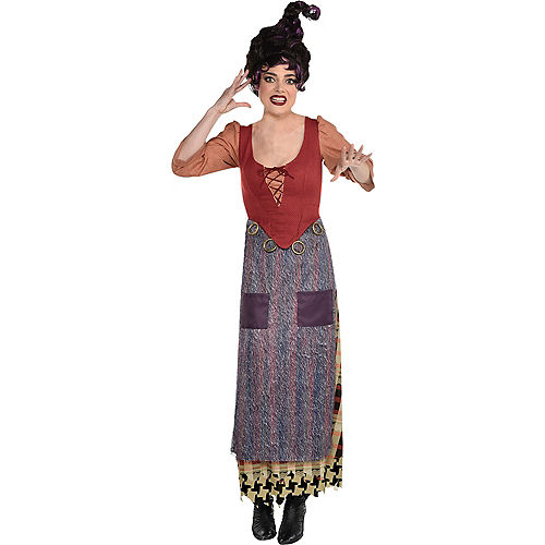 Adult Mary Sanderson Costume - Disney Hocus Pocus