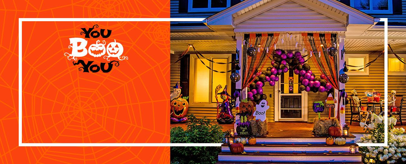 48+ Scary Halloween Decorations 2021 Gif