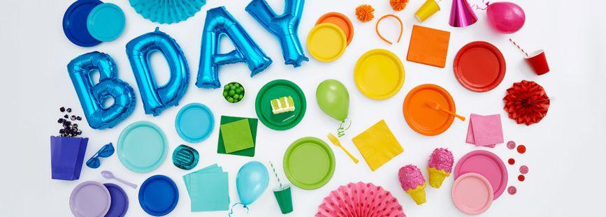 Kids' Birthday Party Checklist | Party City