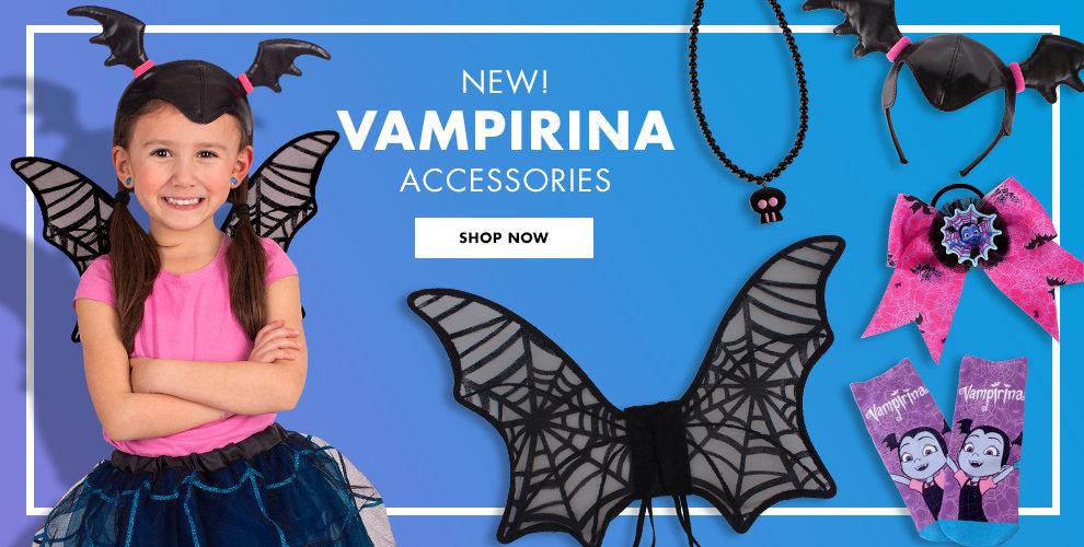Vampirina Accessories