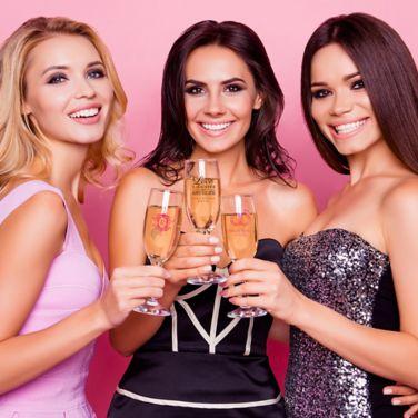 Personalized Bachelorette Party Favors