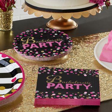 Bachelorette Party Tableware