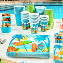 Beach Party Theme