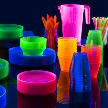 Black Light Party Supplies
