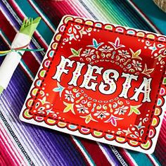 Papel Picado Cinco de Mayo Party Supplies