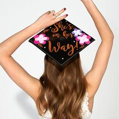 Do-It-Yourself Graduation Cap Supplies