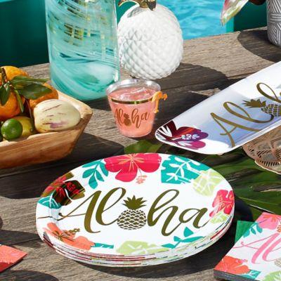 Aloha & Luau Party Supplies - Hawaiian Luau Decorations | Party City