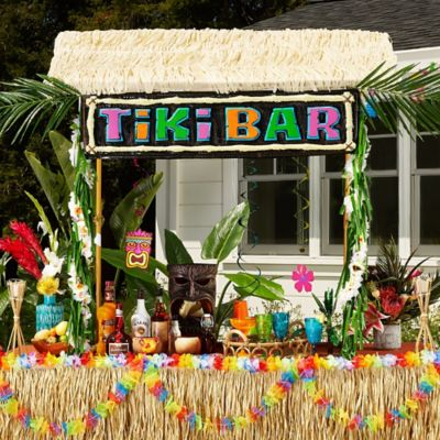 Luau Decorations & Luau Party Supplies - Hawaiian Luau Decorations   Party City