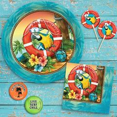 Margaritaville Summer Party Supplies