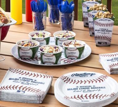 MLB Teams Theme Party