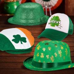 St. Patrick's Day Hats & Headwear