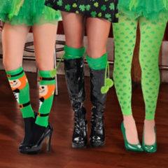 St. Patrick's Day Socks & Leggings