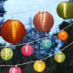 Summer Lights & Lanterns