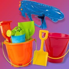 $1, $2, $3 Summer Toys