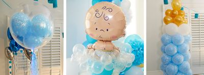Attractive Baby Shower Balloons