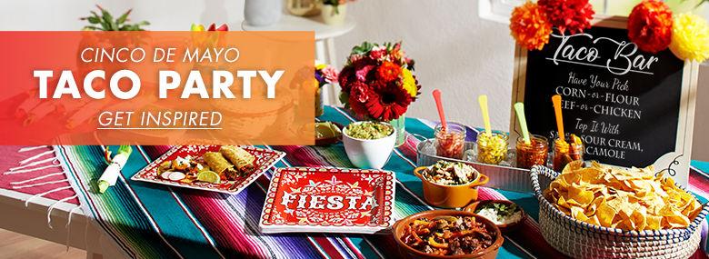 Cinco de Mayo Taco Party Ideas Click for details