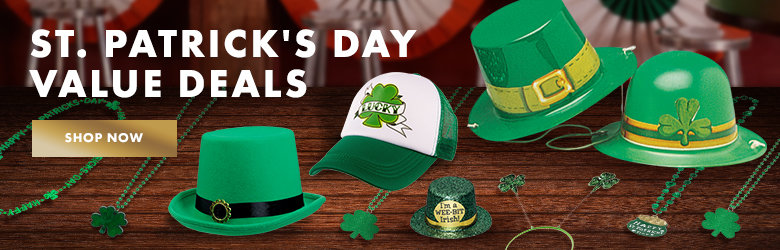 St. Patrick's Day Value Deals