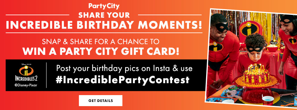 Incredible Party Contest