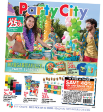 Party City Latest Flyer