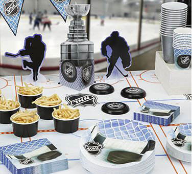 NHL Teams Party Supplies