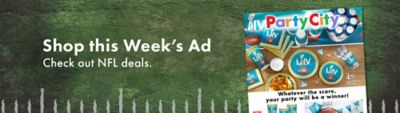 Shop this week's ad. Check out NFL deals.