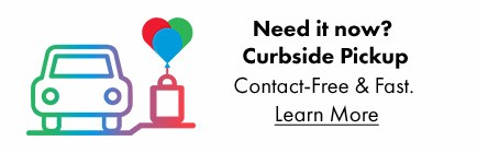 Curbside Contact-Free Pickup Available