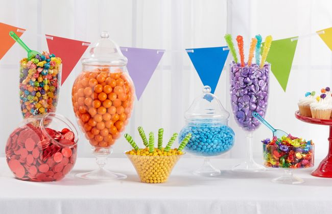 Candy - Soft & Hard Candy, Buy Candy Online | Party City
