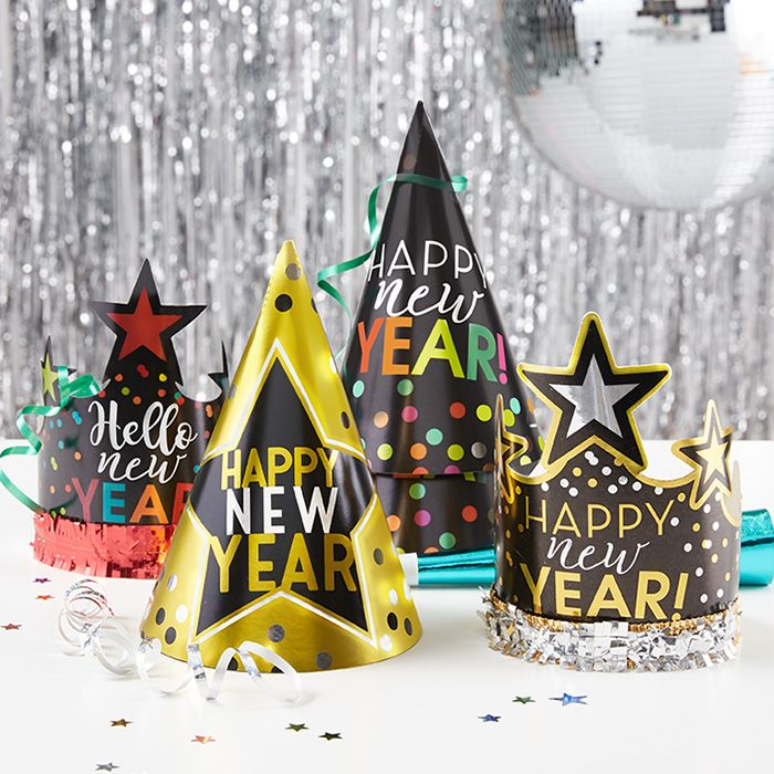 2020 New Year S Eve Decorations Party Supplies Party City