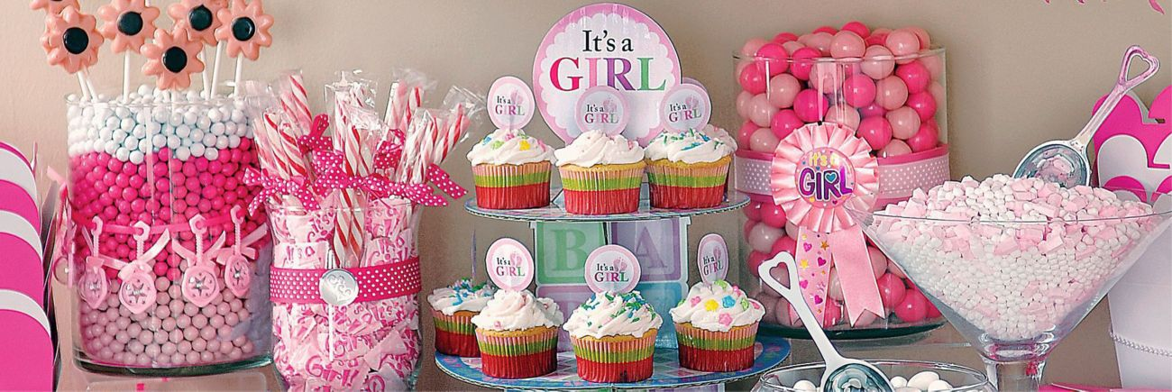 Baby Shower Candy Buffet Ideas Party City