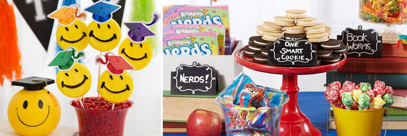 Kindergarten Graduation Party Ideas Party City
