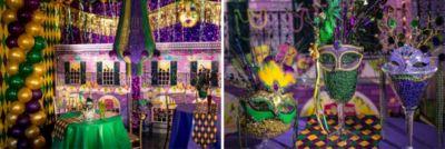 Mardi Gras Decorating Ideas Party City