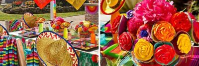 Colorful Fiesta Party Ideas Party City