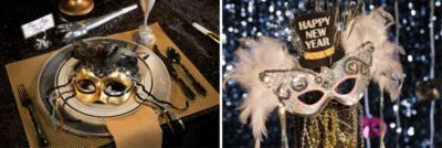 masquerade party ideas for new years eve party city