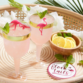 Luau flock-tail recipes