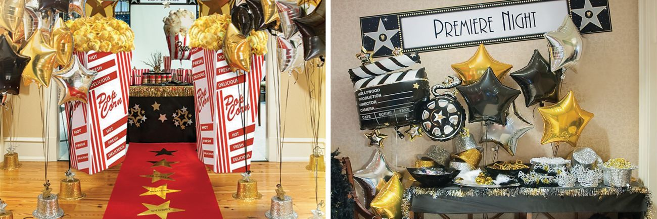 Red Carpet Hollywood Theme Party Ideas  Party City
