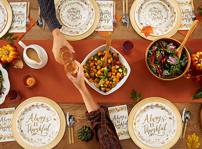 Thanksgiving Party Decoration Ideas Party City Party City