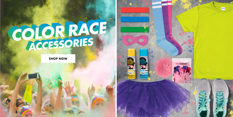 COLOR RACE ACCESSORIES