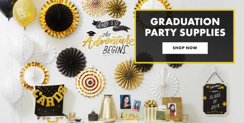 Graduation Supplies by School Color