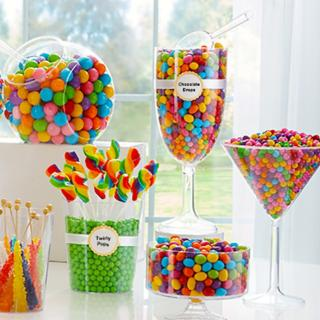 Candy Buffet 16 Colors