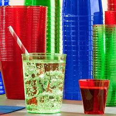 Paper, Plastic Cups