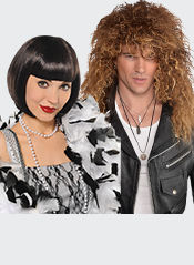 Costume Wigs & Hair for kids & adults