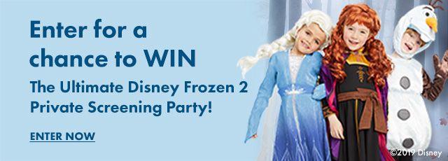 Frozen 2 Private Screening Contest