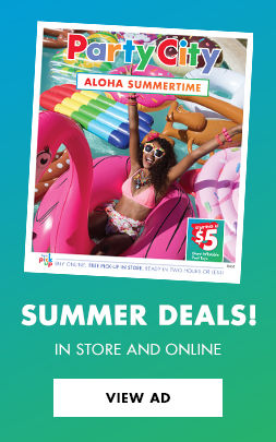 Summer Deals! In Store and Online